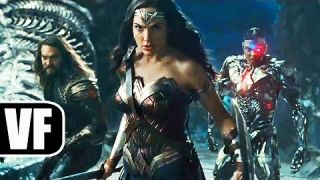 JUSTICE LEAGUE Bande Annonce VF du FILM (2017)
