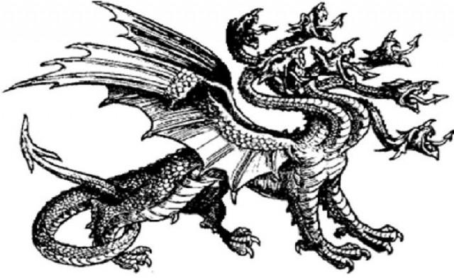 Par la seule Volonté  chevauche le dragon et tu vaincras les chimères.