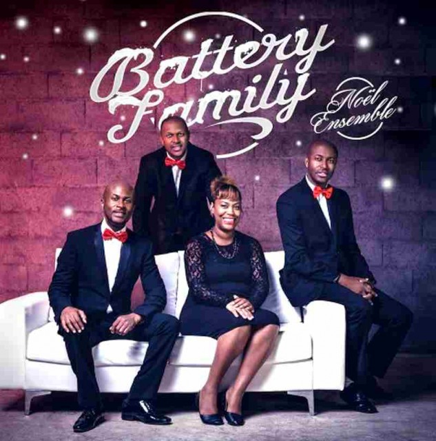 La Battery Family chante Noël Ensemble