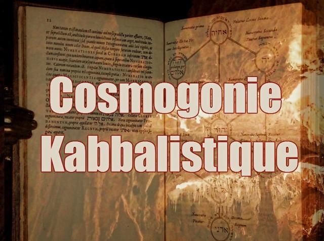 Cosmogonie Kabbalistique
