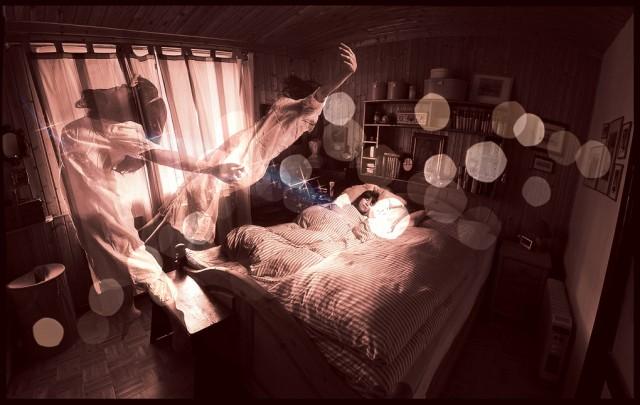 La paralysie du sommeil