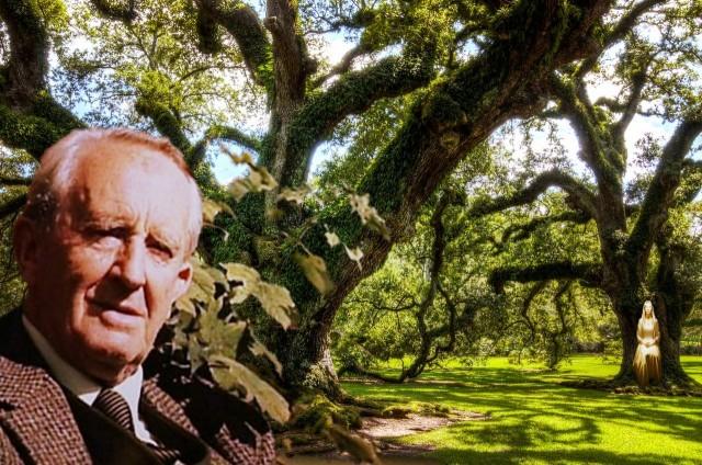 Elégie pour Tolkien – à la mémoire des Grands atlantes