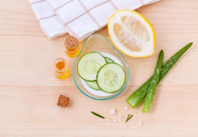 Quelques recettes cosmétiques maison