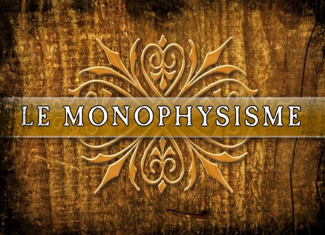 Le Monophysisme