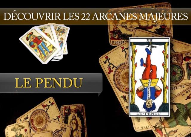 Tarot découvrir les arcanes : Le Pendu