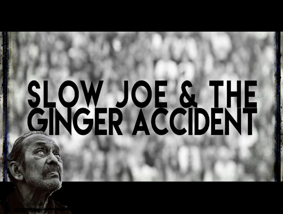 Slow Joe & The Ginger Accident : le dernier chapitre avec Let Me Be Gone