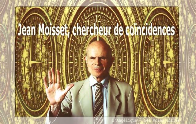 Jean Moisset, chercheur de coïncidences
