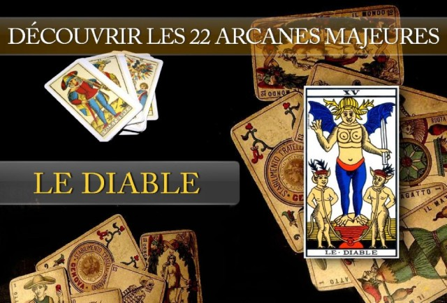le-diable-tarot