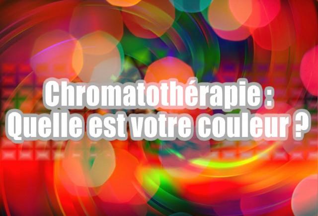 Chromatothrapie