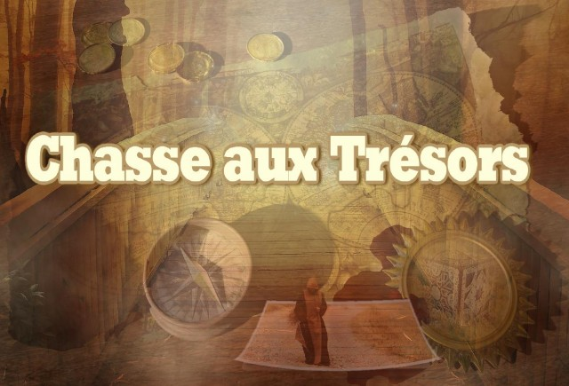 Chasse-aux-trsors