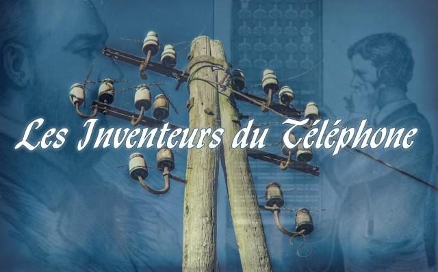 inventeur téléphone