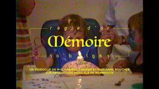 Marie-Gold - Mémoire