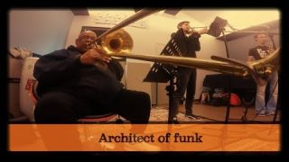 The HeadShakers feat. Fred Wesley : Architect of Funk - live studio session (official)