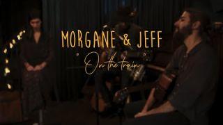Morgane & Jeff - On the Train (live session Bateau El Alamein, Paris)