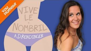 ANTONIA DE RENDINGER - Vive le nombril