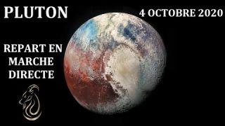 PLUTON REPART EN MARCHE DIRECTE EN CAPRICORNE (DU 4 OCTOBRE 2020 AU 27 AVRIL 2021)