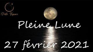 Pleine Lune : On se recadre pour avancer sur le droit chemin🌈🌞