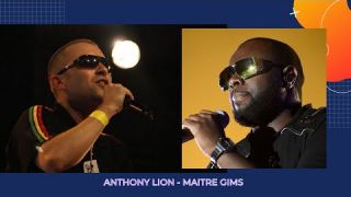 "Anthony Lion - Maître GIMS ""Oulala (Pretty Girl )"""