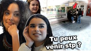 social experiment # 90: THE REVERSE DRAGUE ON THE STREET (Girls who flirt)