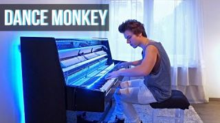 TONES AND I - DANCE MONKEY (Piano cover) by Peter Buka
