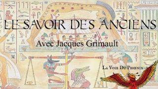 Le savoir des anciens - Avec Jacques Grimault (part 1)