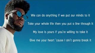 Khalid, Halsey - Eastside (Lyrics)