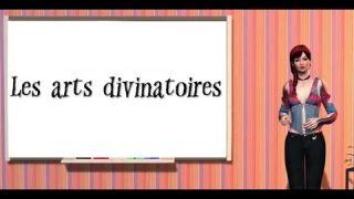 Les arts divinatoires § Achiléomancie et le Yi Jing