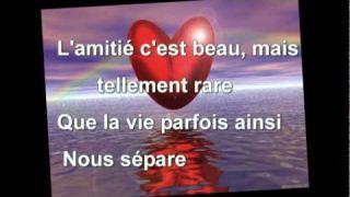 Poème Sur Lamitié Précieuse Abdennour Productions