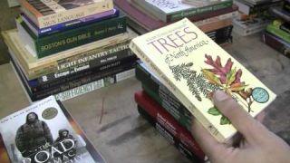 La bibliothèque du survivaliste - partie 1