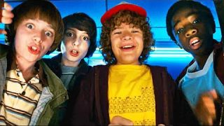 STRANGER THINGS Saison 2 Bande Annonce (2017) VOSTFR