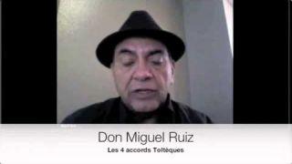 Développement personnel - Entrevue avec Don Miguel Ruiz