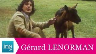 Gérard Lenorman :  il parle aux animaux
