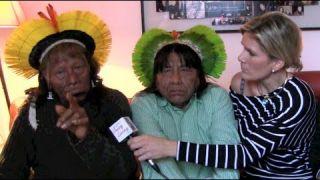 Chef Raoni: Urgence Amazonie. Une prise de conscience rapide est nécessaire!