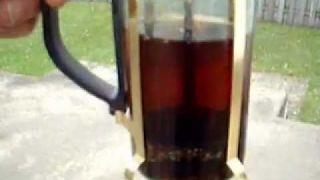 Pissenlit café, dent de lion, dandelion coffee
