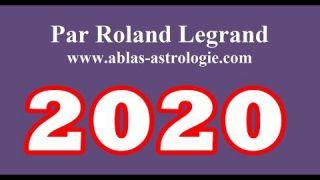 Horoscope 2020 - Année majeure et historique