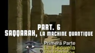 L'oeil d'Horus 06 : Saqqarah, La Machine Quantique