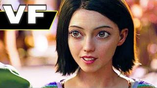 ALITA BATTLE ANGEL Bande Annonce VF 2018