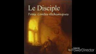 Le disciple... Patrick Burensteinas