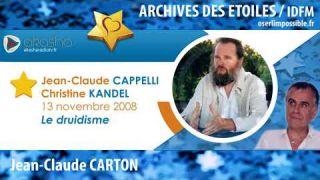 Jean Claude CAPPELLI   Le druidisme   Archive IDFM