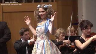 Patricia JANEČKOVÁ Les oiseaux dans la charmille (Offenbach)