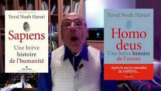 VOR180203 HOMO DEUS VS HOMO DIABOLOS avec Claude-Gérard Sarrazin