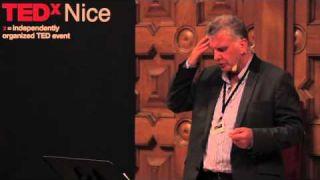 Quand les hommes ne parlent pas: Malcom Macclean at TEDxNice