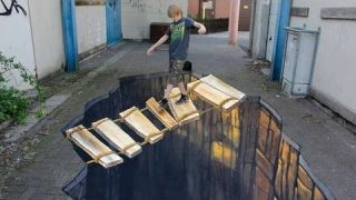 Best of 3D Street Art Illusion - Episode 1